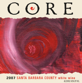 Core Wine Company Grenache label image