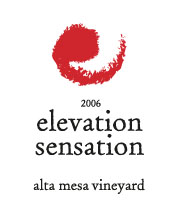 Elevation Sensation label image