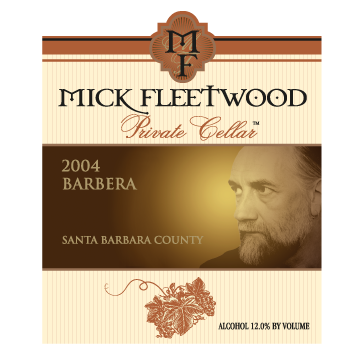 Fleetwood Barbera label image